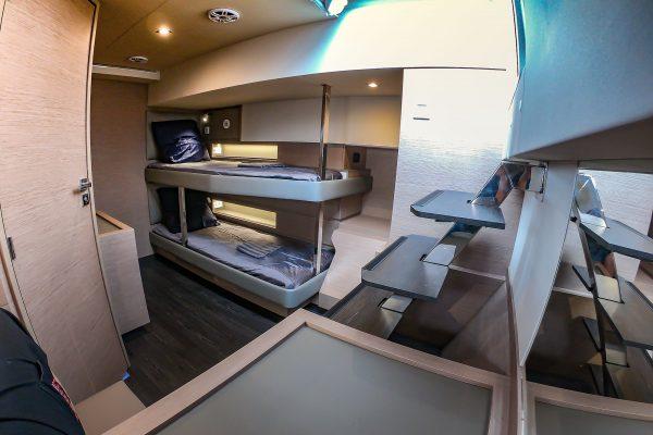 Aquatiki 3 Twin Cabin