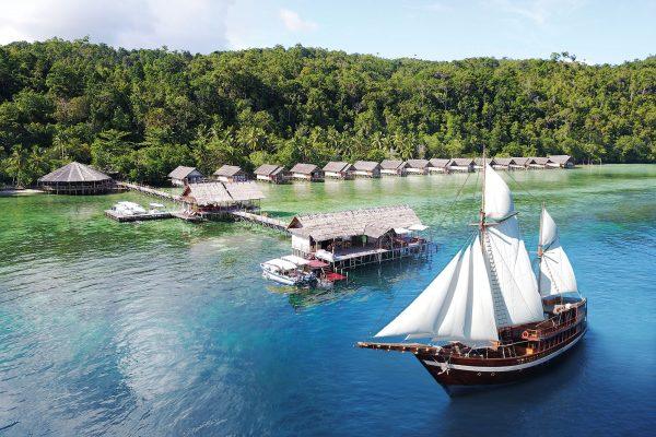 Coralia Liveaboard and Papua Explorers Resort