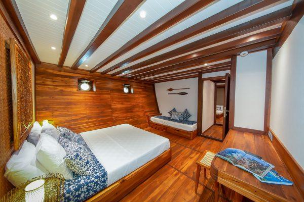 Lower Deck Double Cabin 2