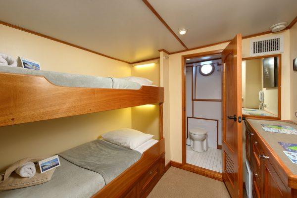 Sea Hunter cabin3
