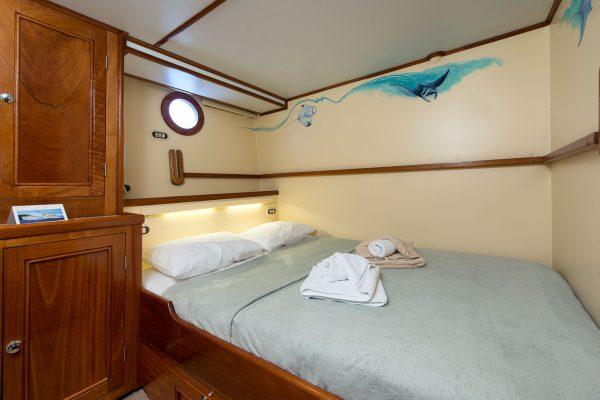 Sea Hunter cabin8