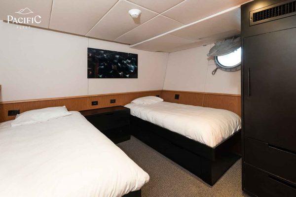 Vortex Luxury stateroom