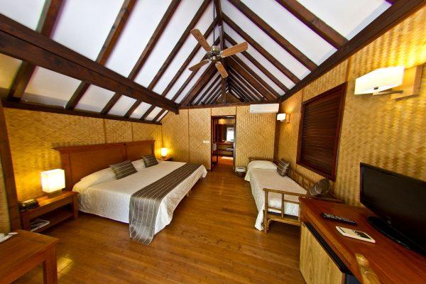 Zimmer Maitai Rangiroa Hotel