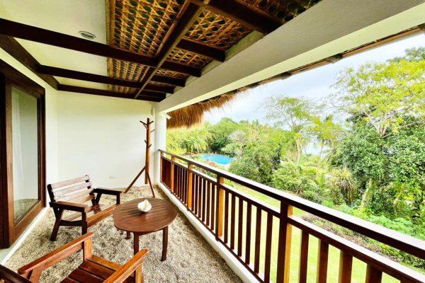 amunini room balcony
