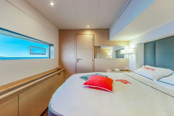 Aquatiki 3 VIP Cabin