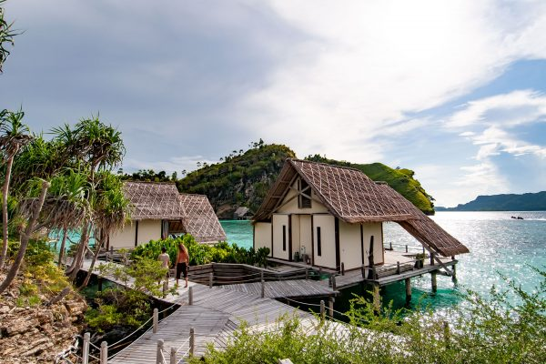 bungalows backview
