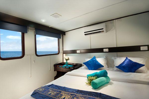 galapagos master cabin 6