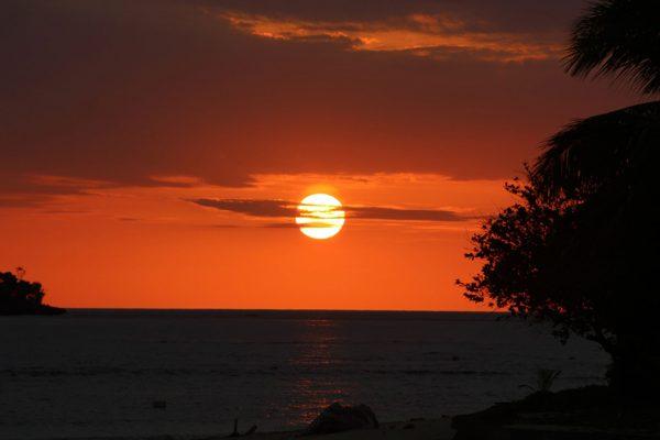 gangga sunset
