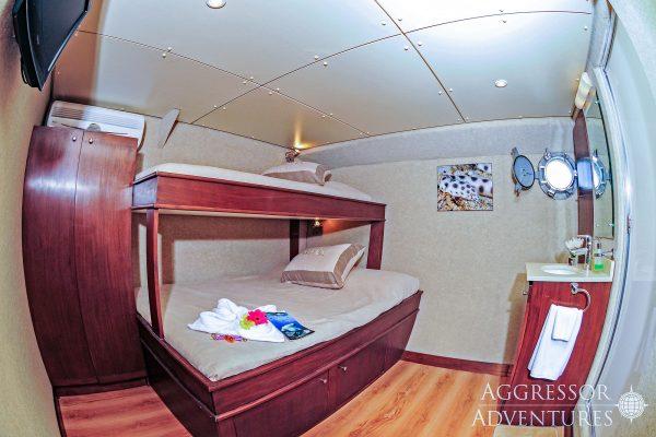 okeanos aggressor1 cabin
