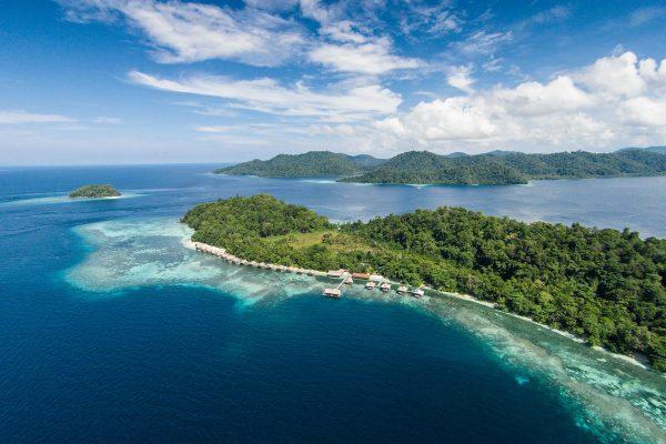 papuaparadise fromair